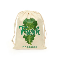 Kikkerland Cotton Mesh Produce Bags
