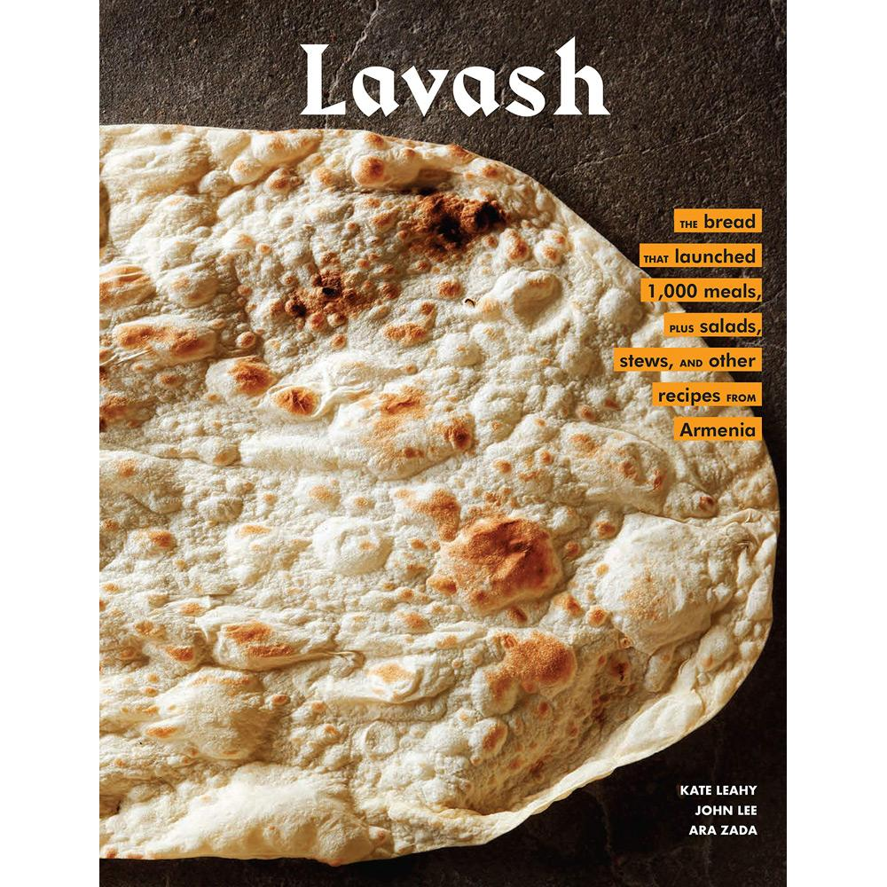 Lavash by Kate Leahy