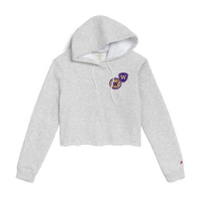 League Women's W Shield Cropped Hoodie