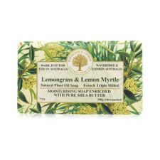 Lemon Myrtle and Lemongrass Bar Soap