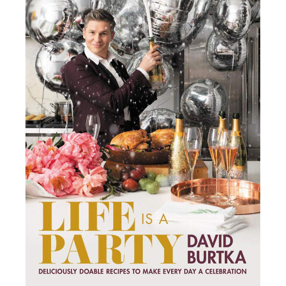 Life Is a Party by David Burtka