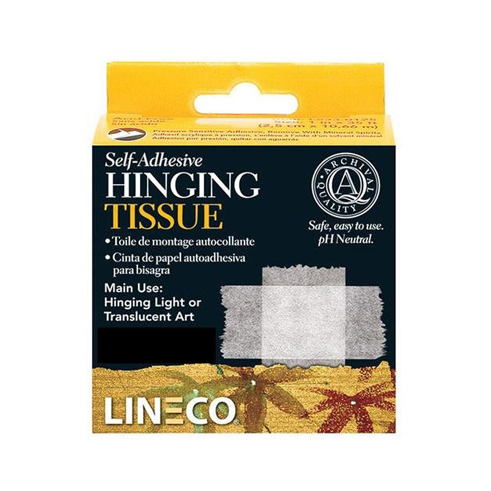 "ineco Mounting Hinging Tape 1""x400"""