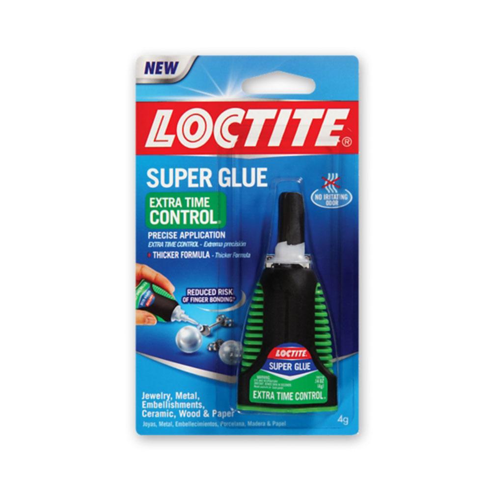 Loctite .14oz Extra Time Control Super Glue