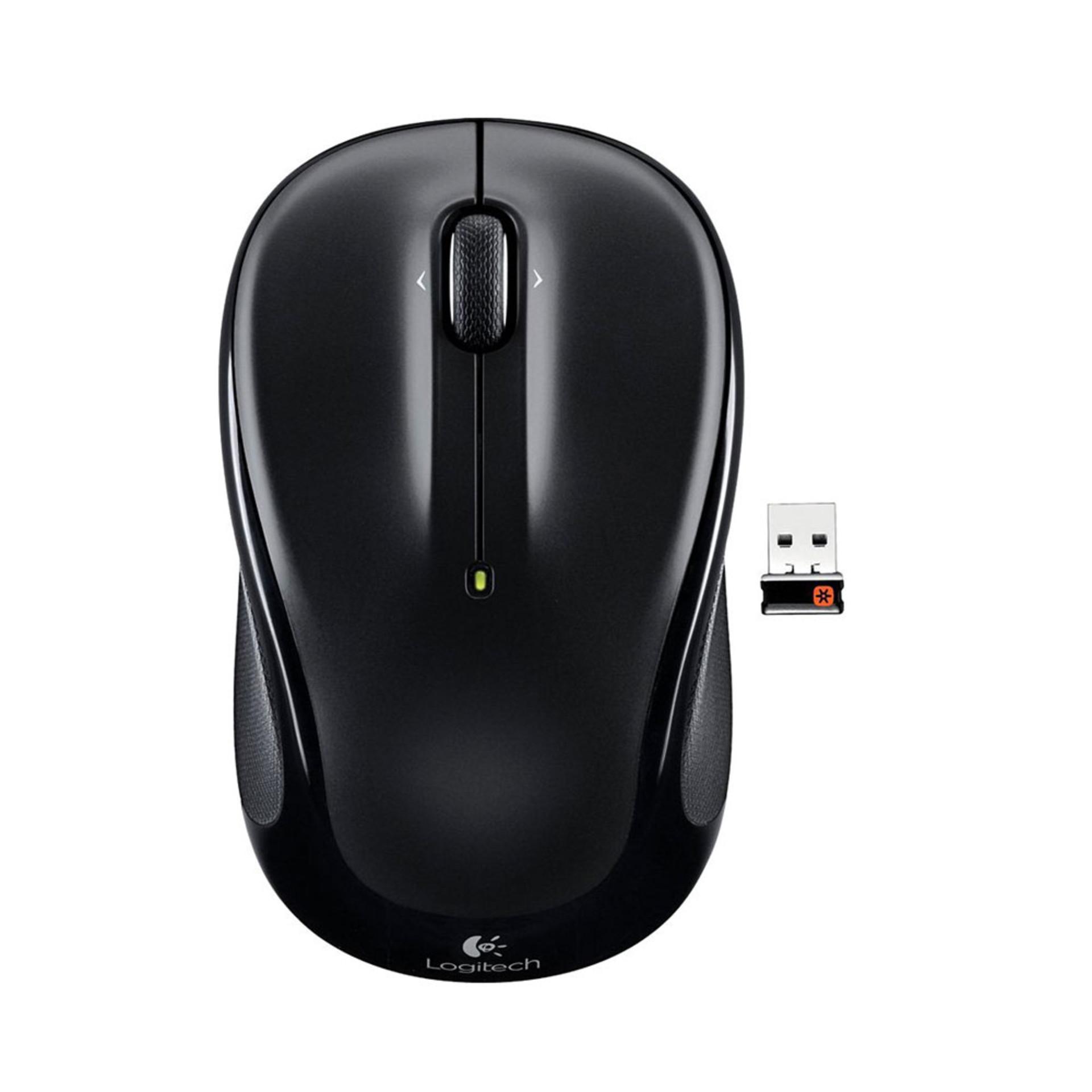 Logitech M325 Wireless Mouse Black