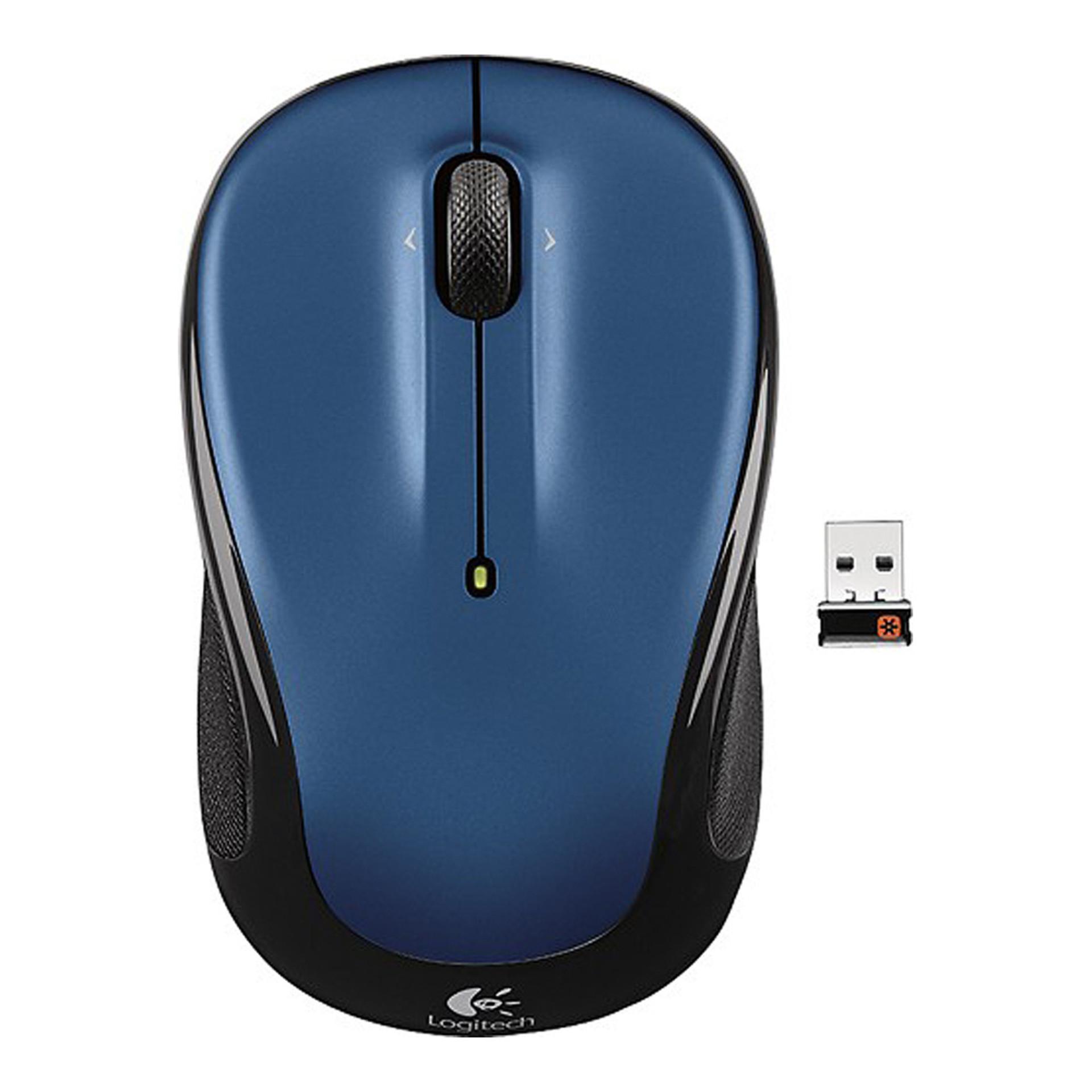Logitech M325 Wireless Mouse Blue