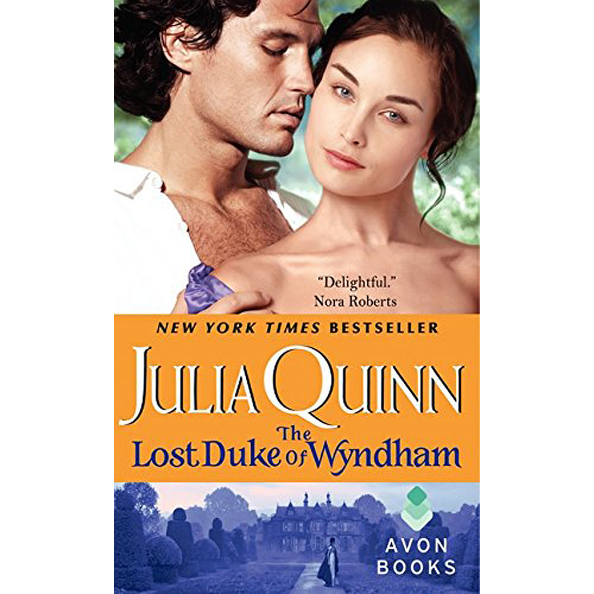 The Lost Duke Of Wyndham by Julia Quinn