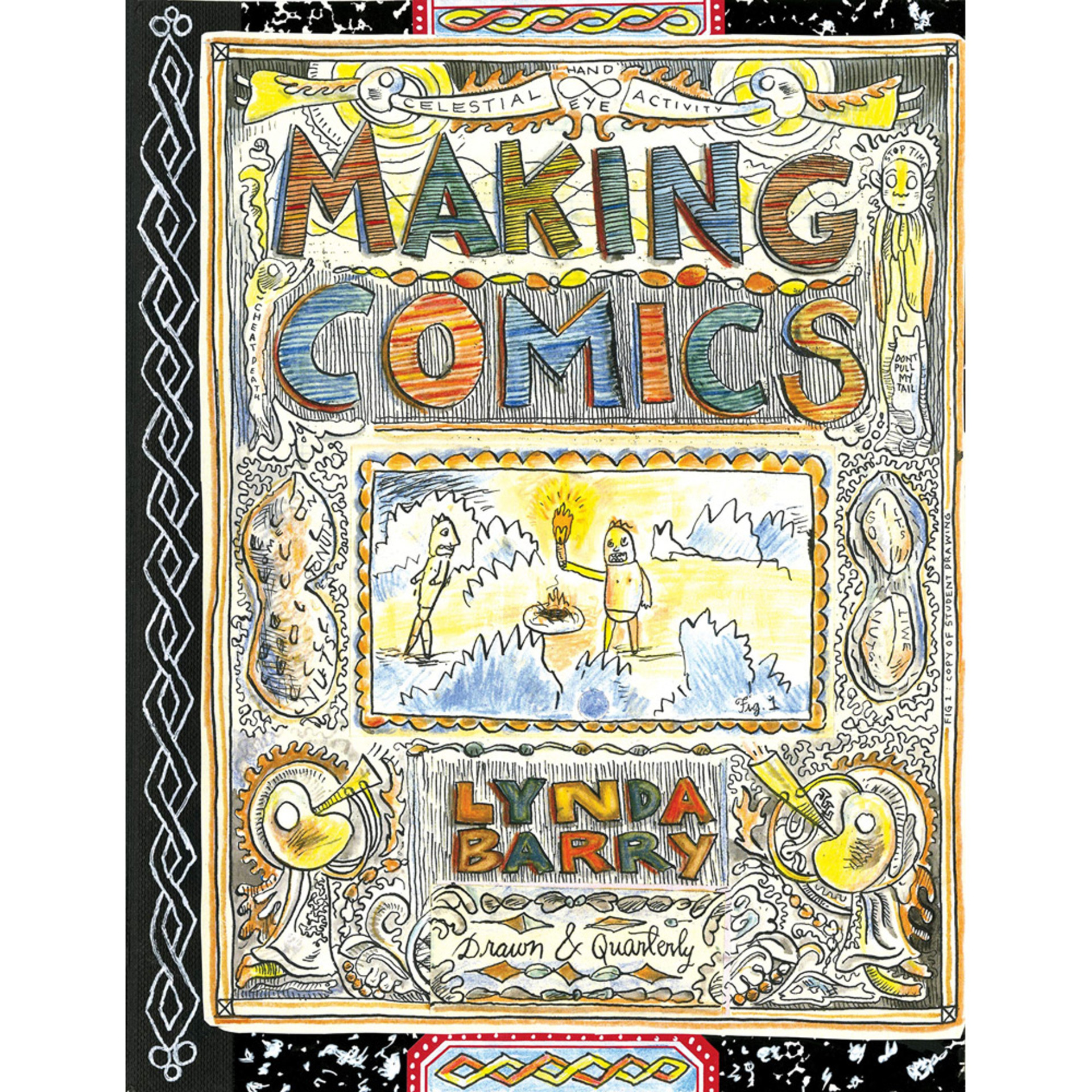 Making Comics by Lynda Barry