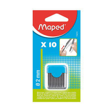 Maped 2mm Compass Lead Refill 10 Count