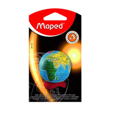 Maped Globe Pencil Sharpener Package