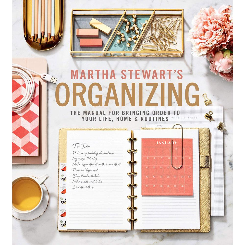 Martha Stewart's Organizing by Martha Stewart