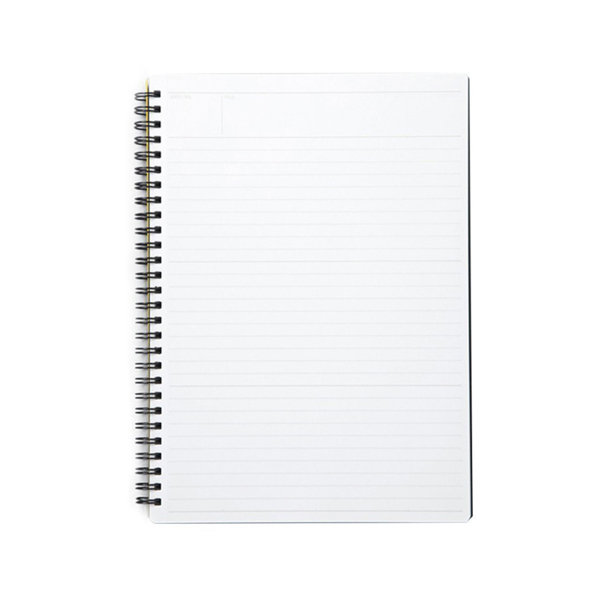 Maruman Mnemosyne Ruled Spiral Notebook A5 Paper