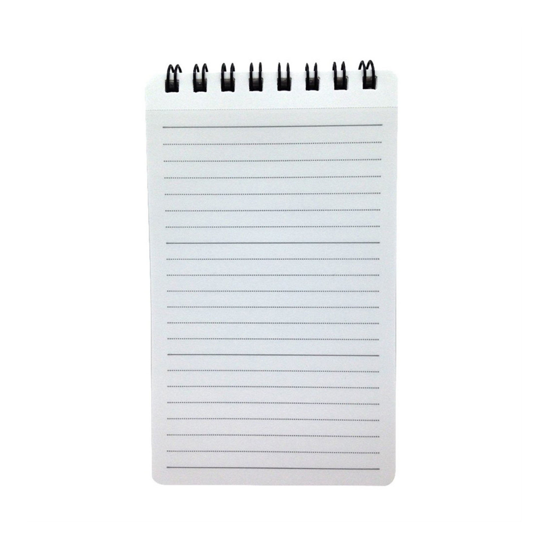 Maruman Mnemosyne Ruled Top Spiral Notebook 3x5 Paper