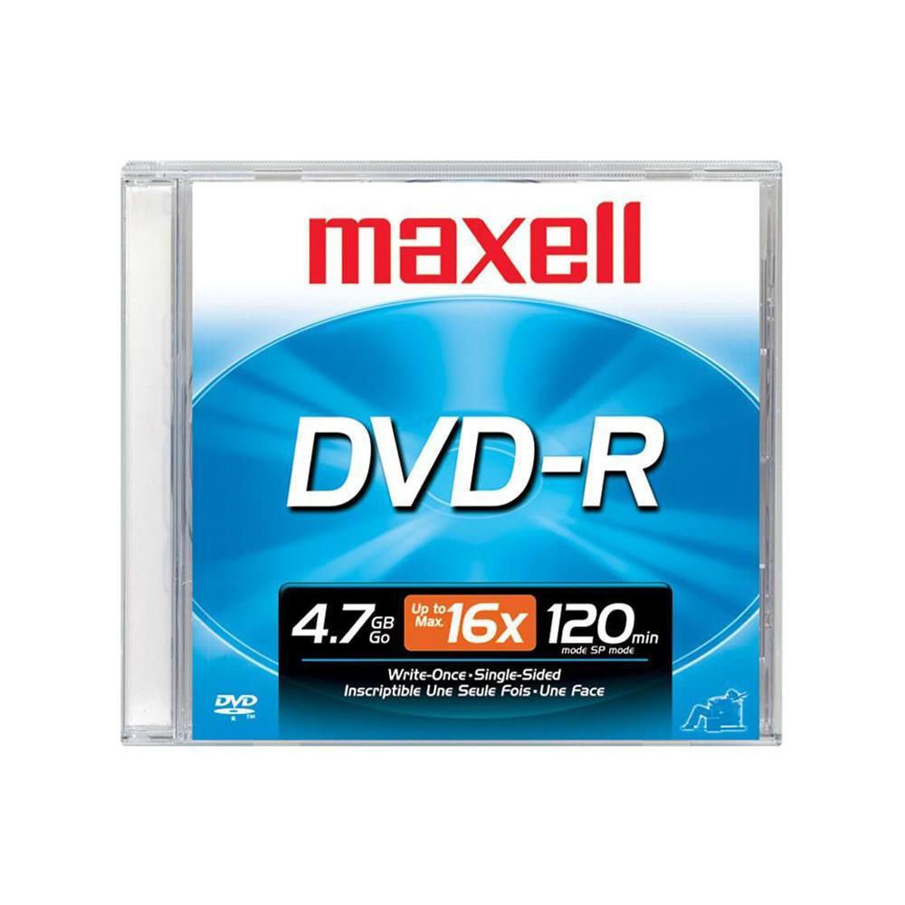 Maxell DVDR Single