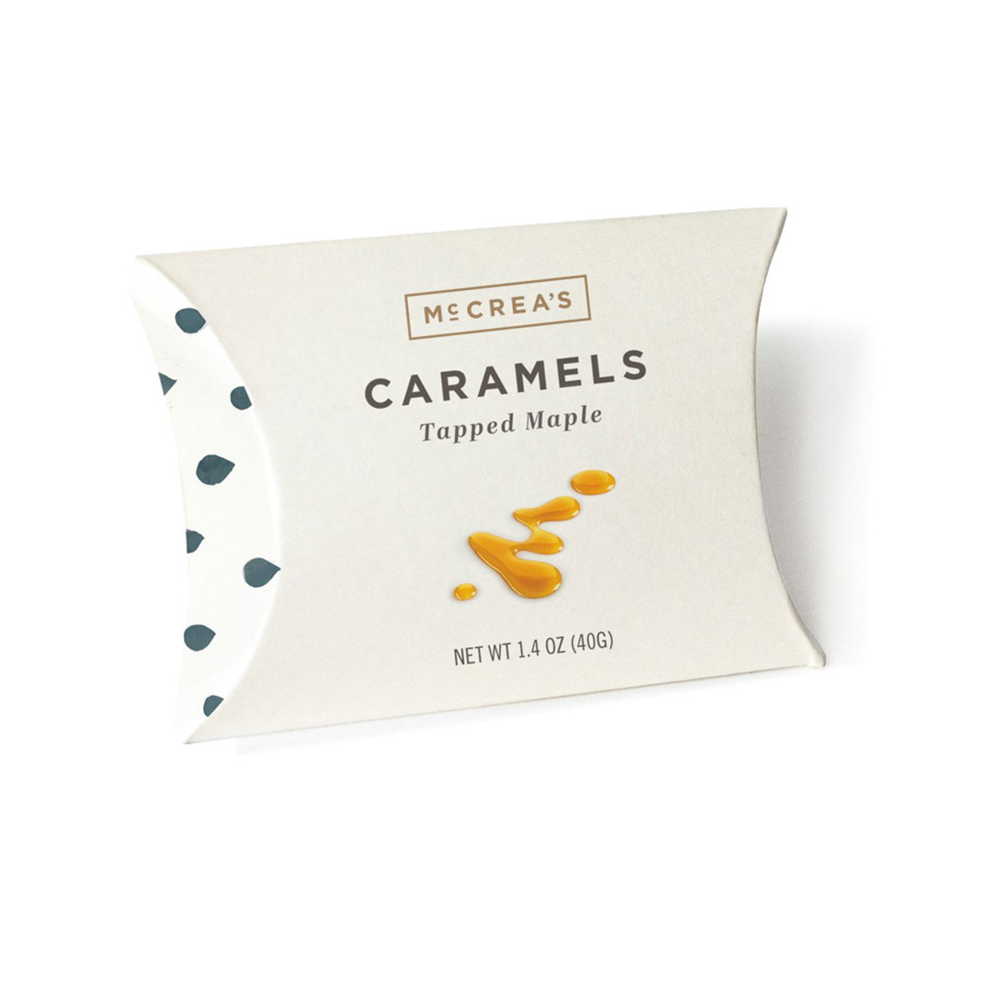 McCrea's Tapped Maple Caramels
