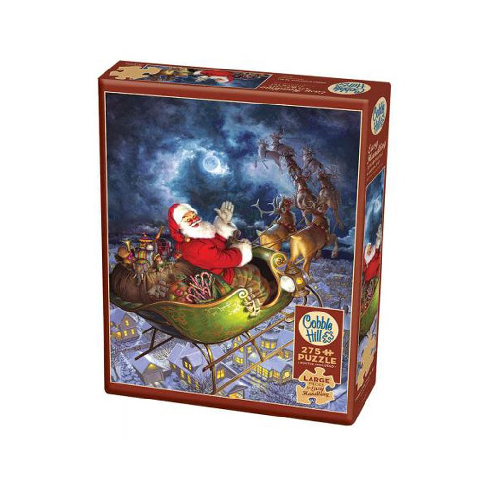 Merry Christmas To All Easy Handling 275 Piece Puzzle – Box