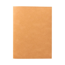 Midori Cordoba A4 Notebook Cover Light Brown