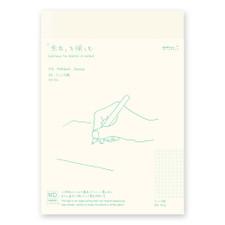 Midori A5 MD 5mm Dot Grid Notebook