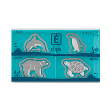 Midori Aquarium Etching E-Clips 16 Count