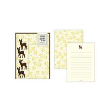 Midori Deer With Sticker Writing Set