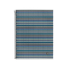 Miquelrius Damier M Cardboard A5 NB4 Lined Spiral 120ct