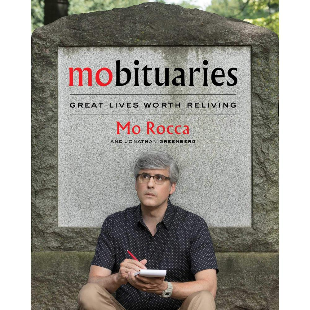 Mobituaries by Mo Rocca