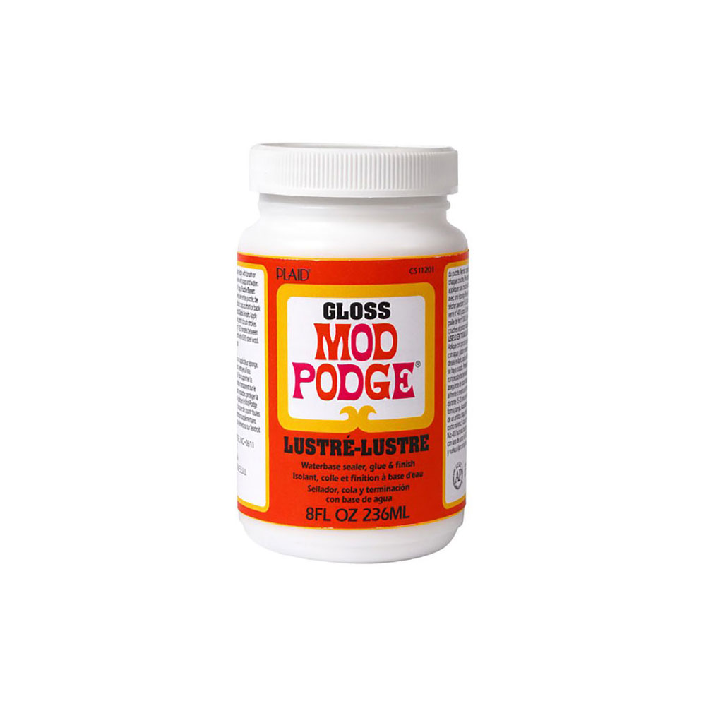 Mod Podge Gloss Finish Craft Glue
