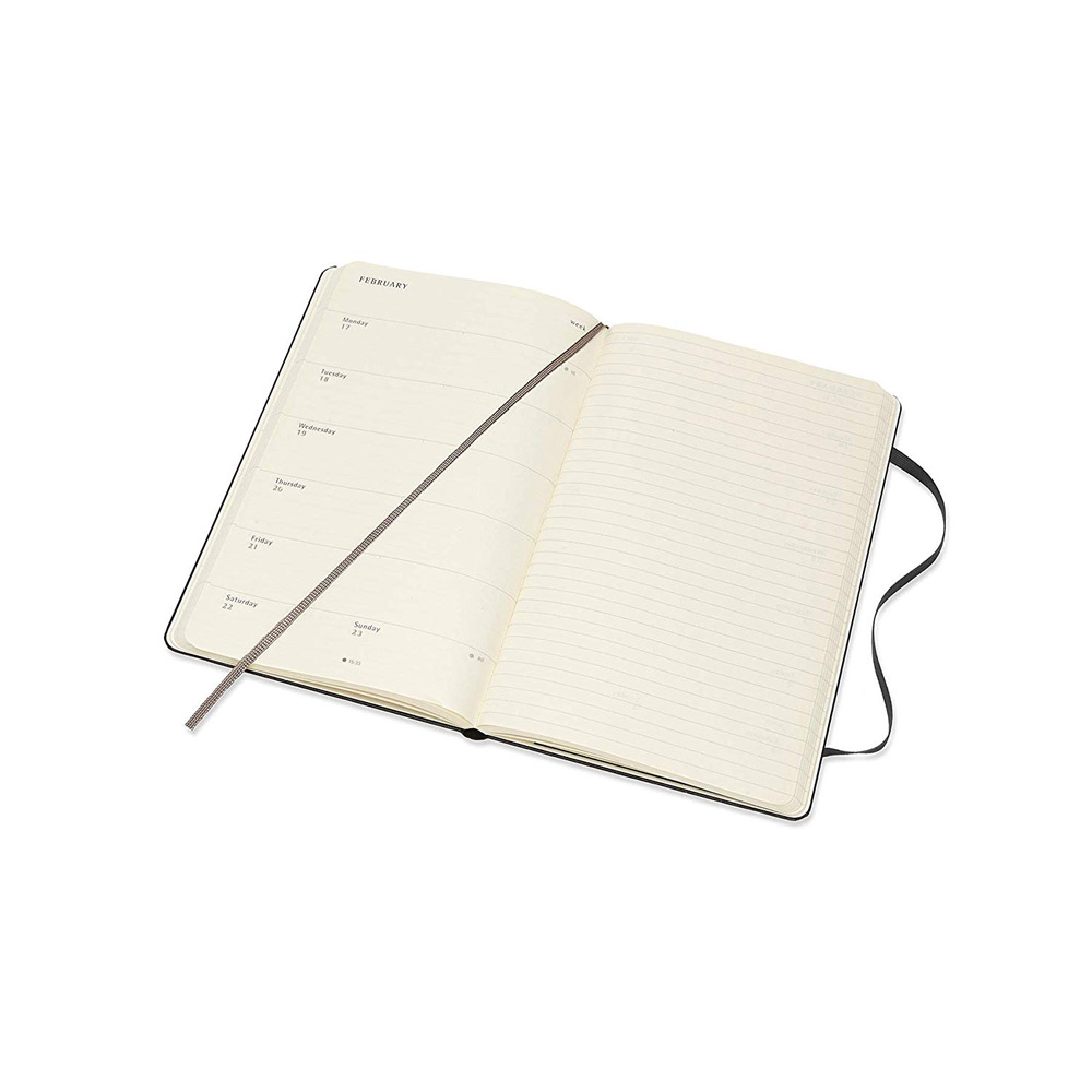 Moleskine 2019-20 Weekly Planner Note Pages