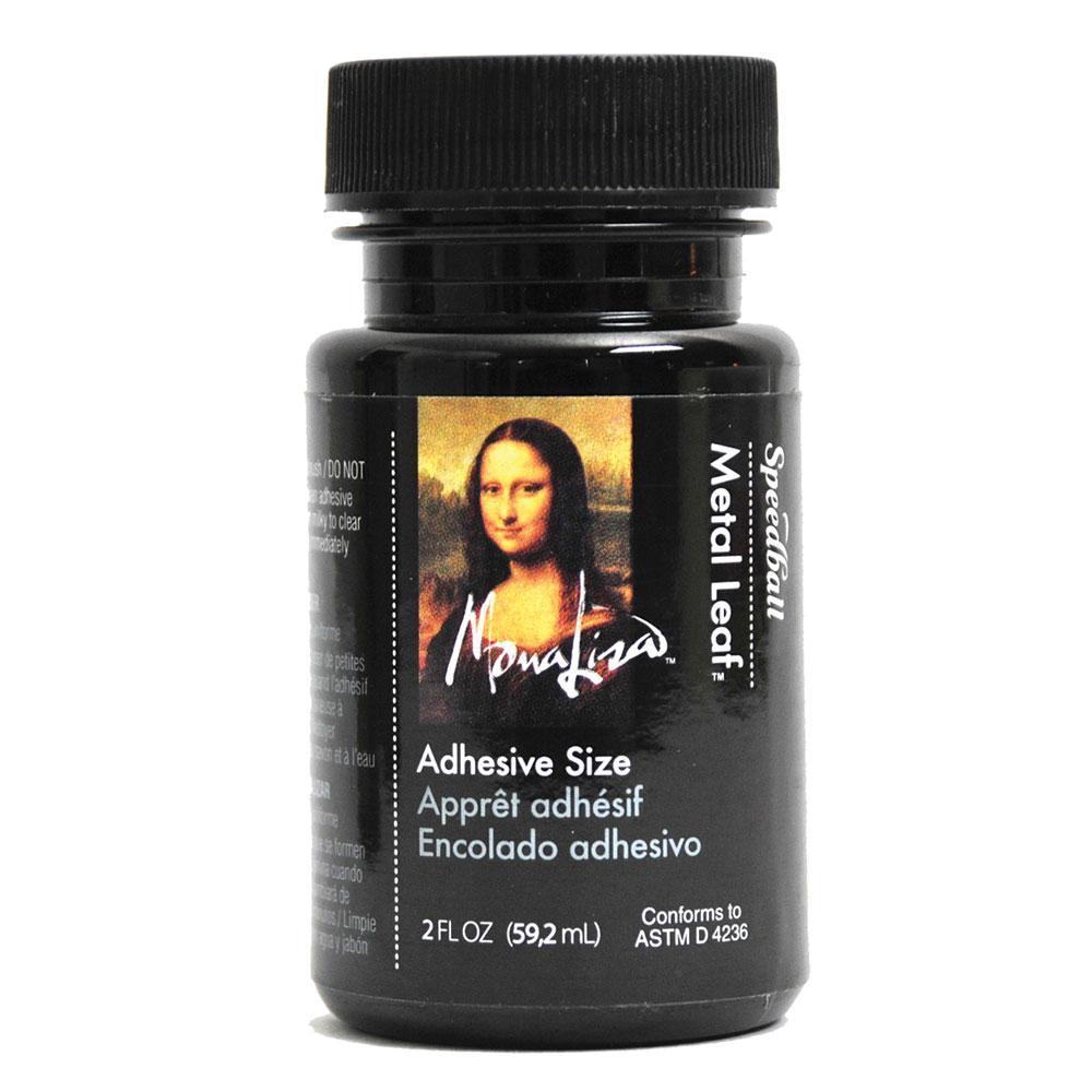 Mona Lisa Metal Leaf Adhesive 2oz