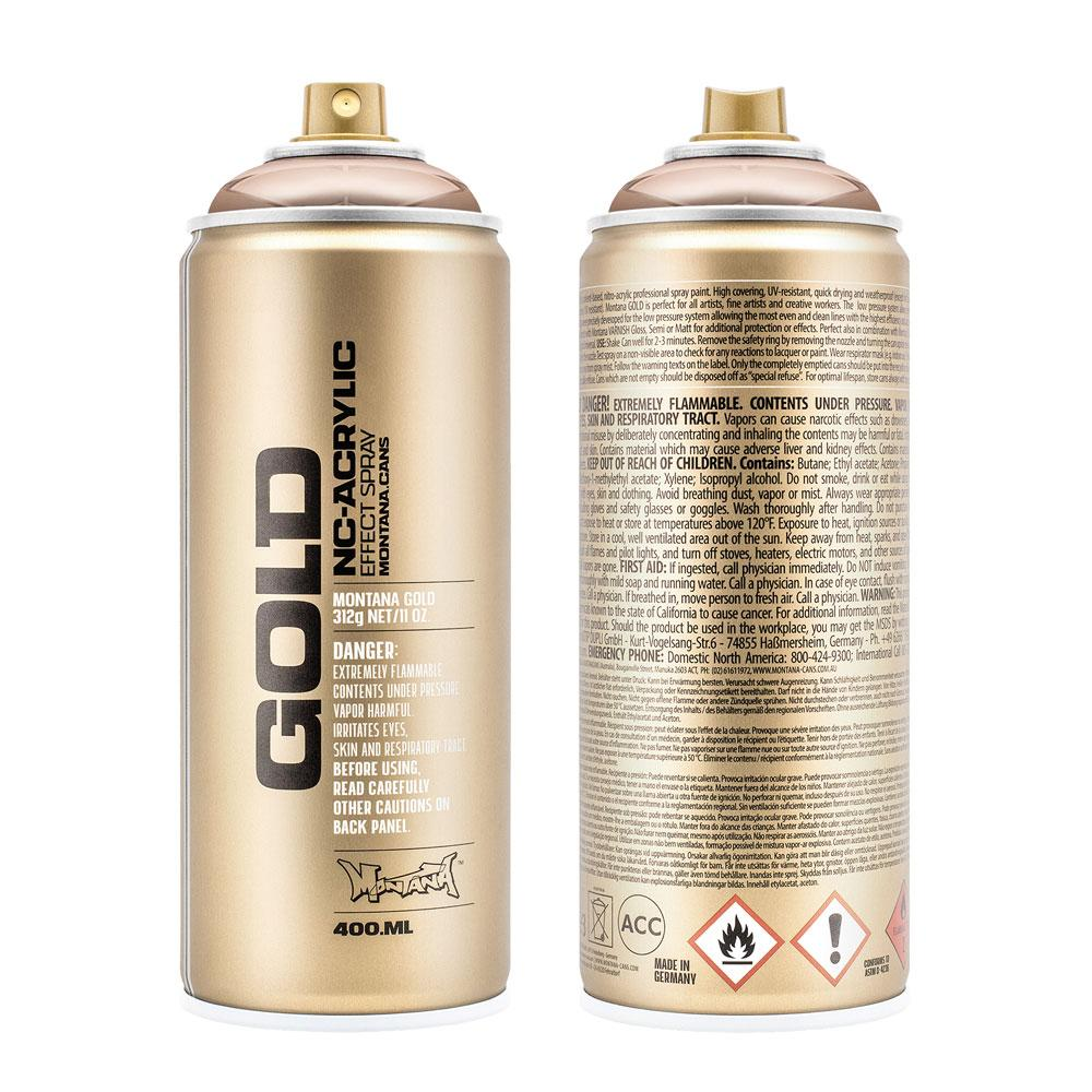 Montana Gold Spray Paint Copperchrome