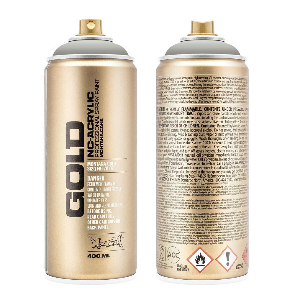 Montana Gold Spray Paint Iron Curtain