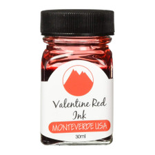Monteverde 30ml Fountain Pen Ink Red