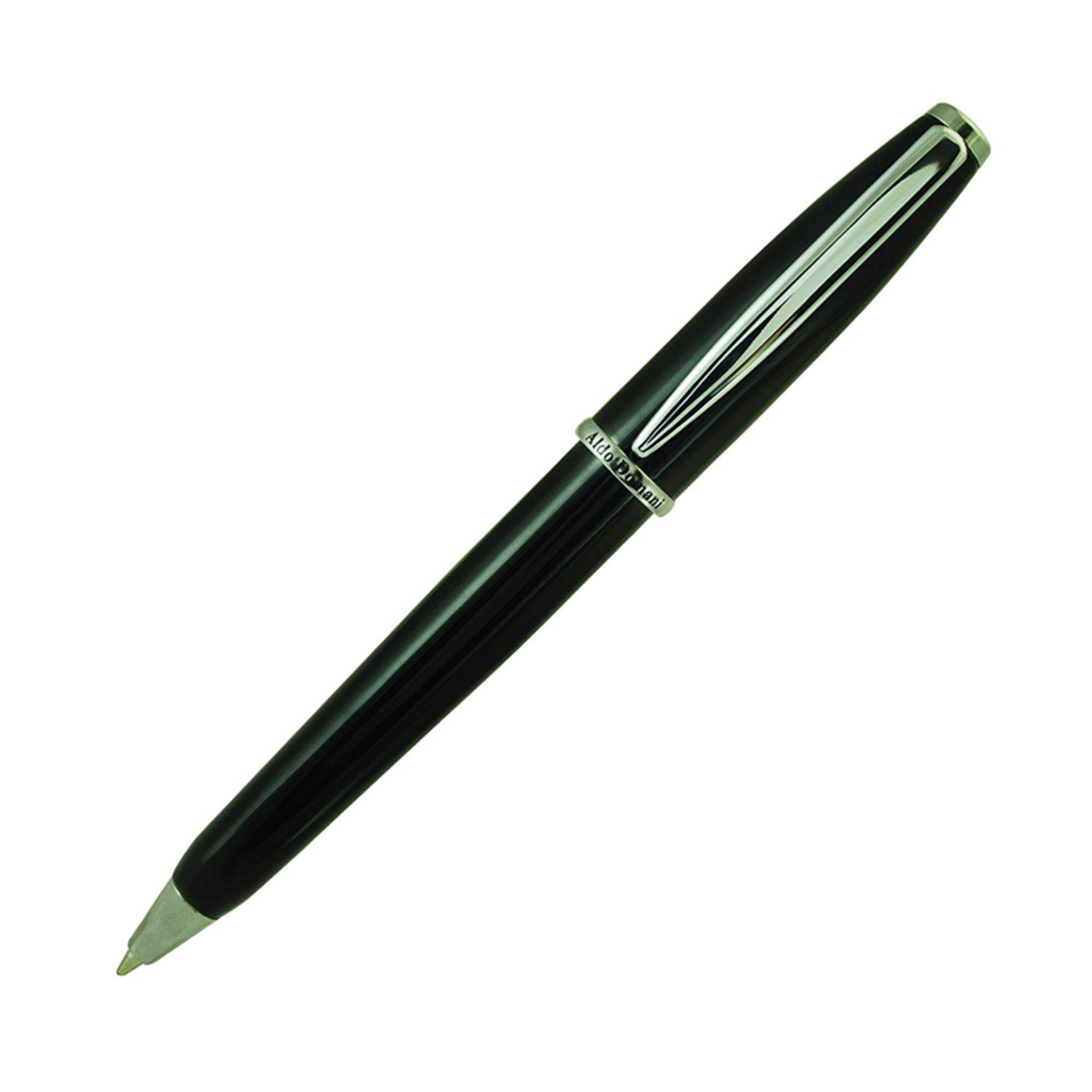 Monteverde Aldo Domani Ballpoint Pen Black