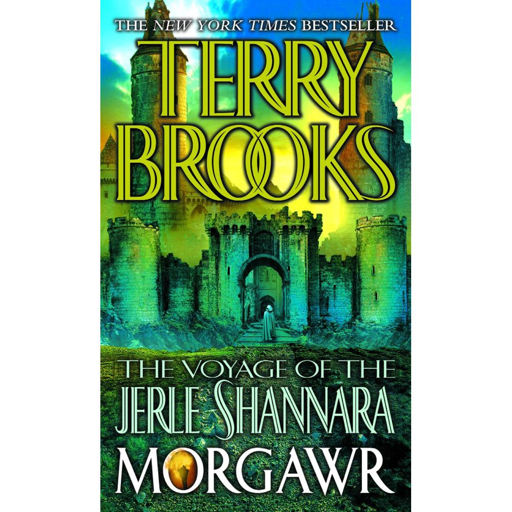 Morgawr by Terry Brooks