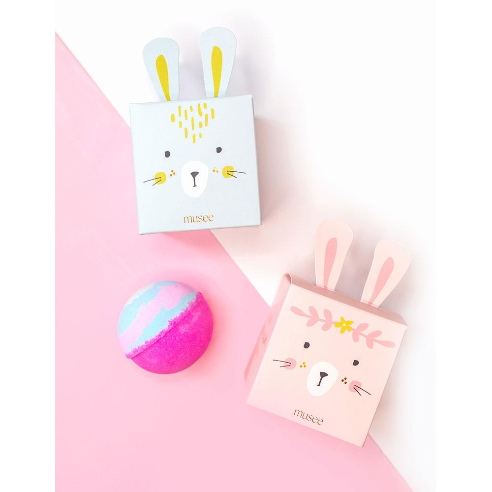 Musee Bunny Box Bath Balm – Balm + Boxes