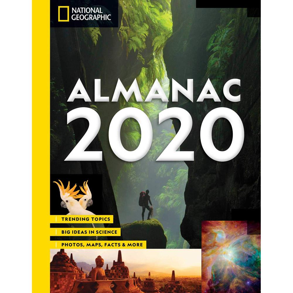 National Geographic Almanac 2020 by National Geographic