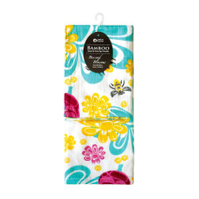 Native Northwest Bee & Blossoms by P.W. Spa Towels