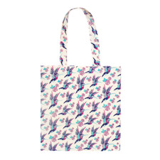Native Northwest Hummingbird Cotton Eco Tote
