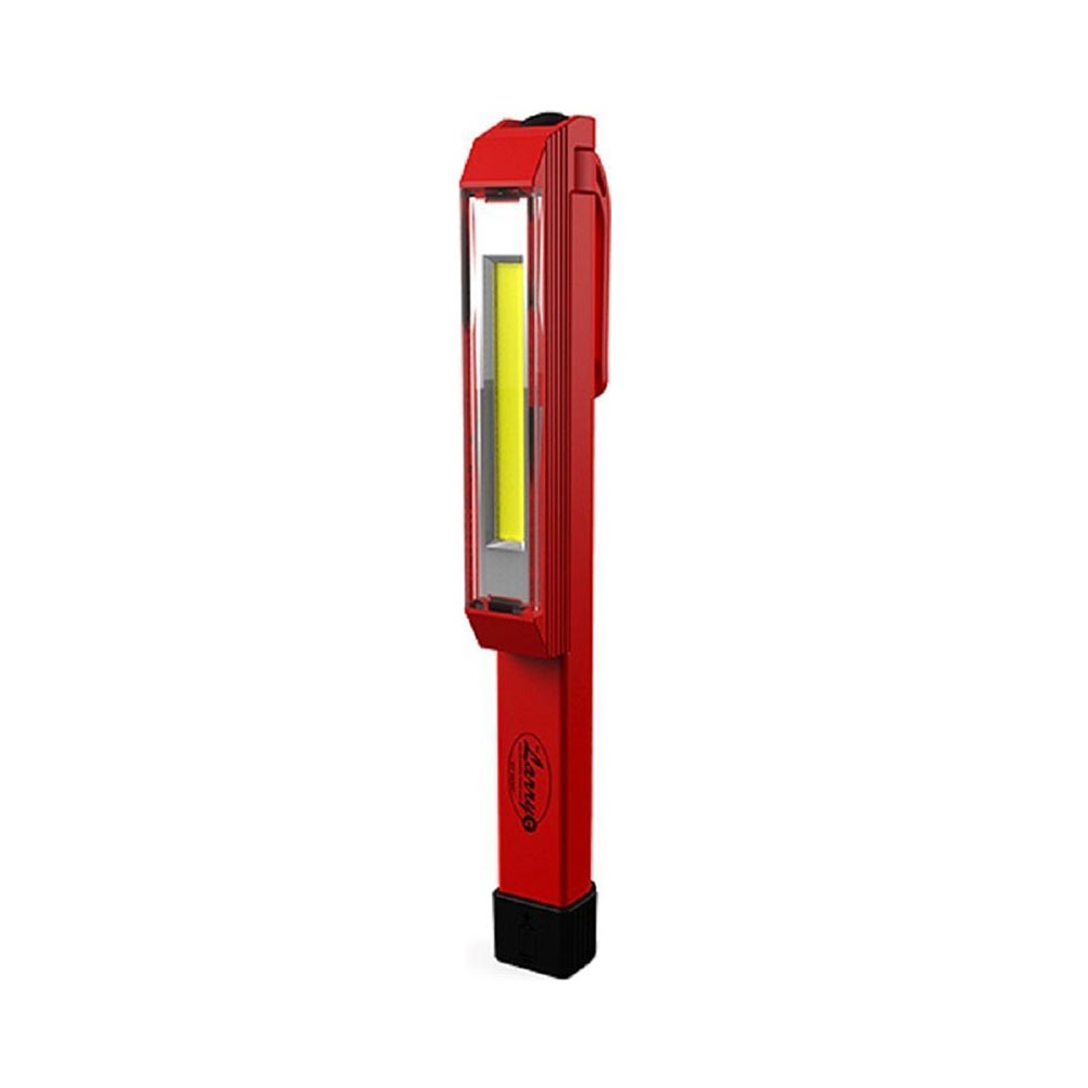 Nebo Larry C 170 Lumen LED Flashlight – Red