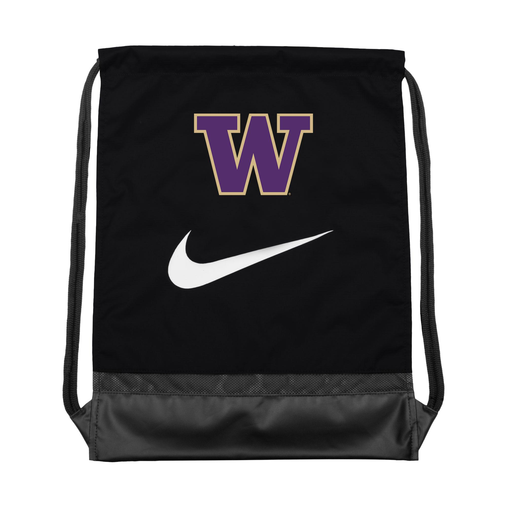 Nike Black W Washington Brasilia Gym Bag 50884d173d21b