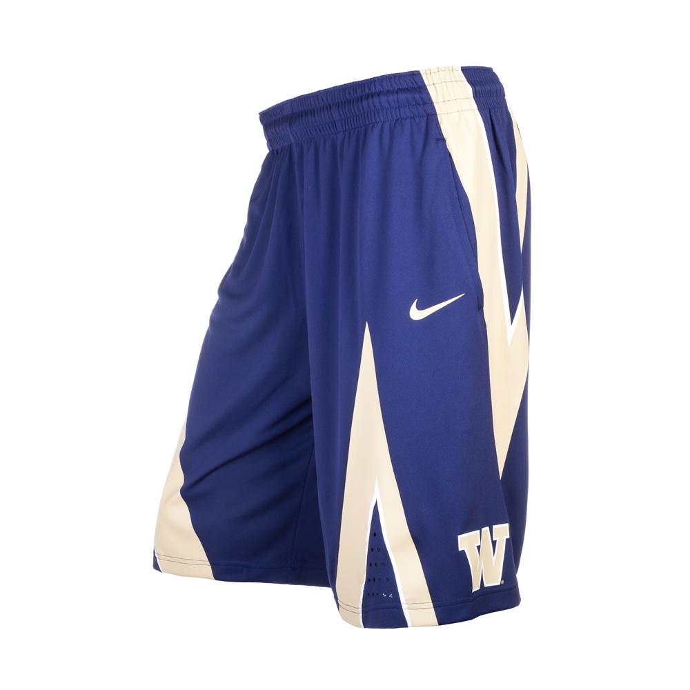 Nike Men's Washington Huskies Replica Basketball Short