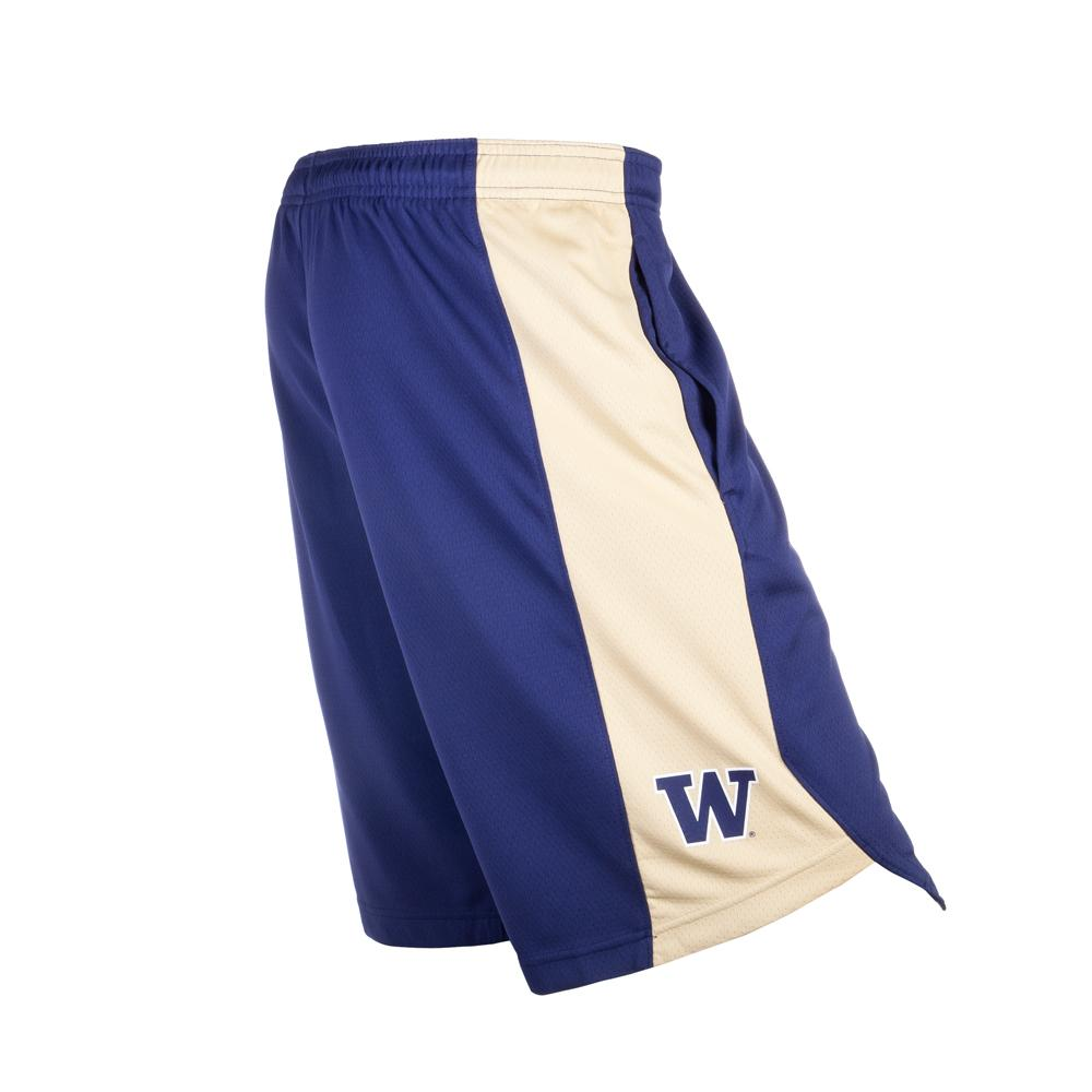 Nike Men's Basketball Practice Shorts Side
