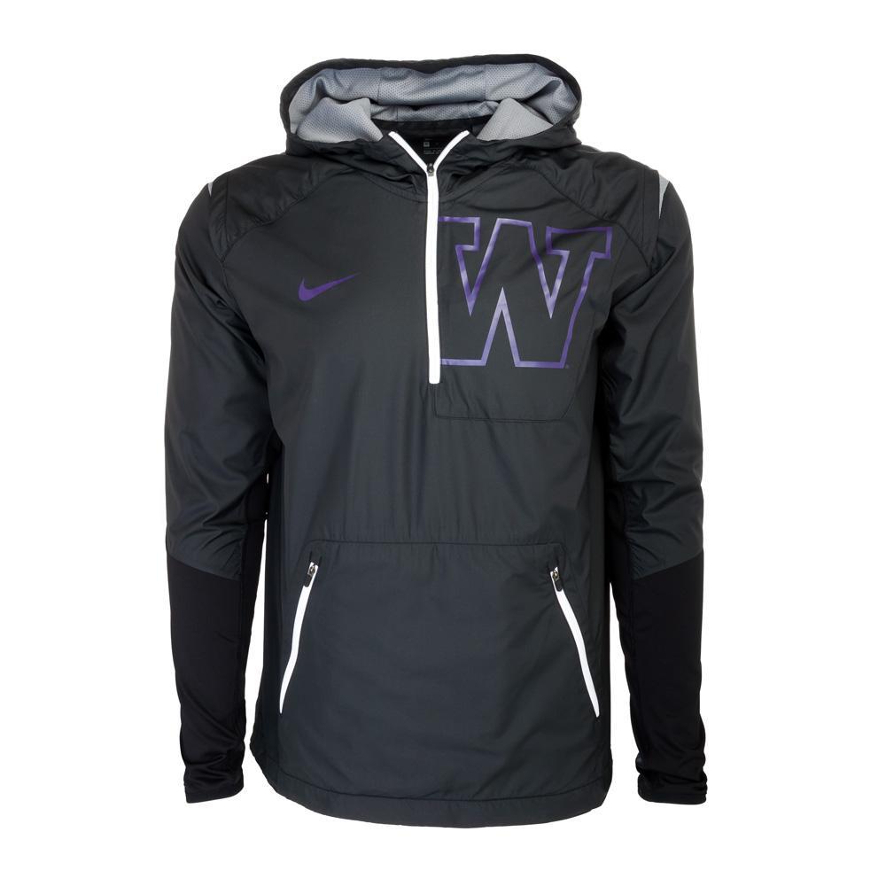 Nike half zip jacket mens