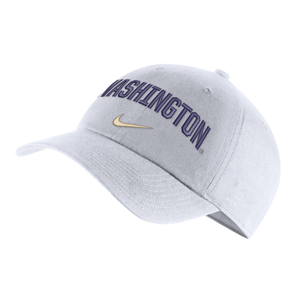 424d1a9c144ba Nike Unisex Washington Heritage86 Adjustable Hat