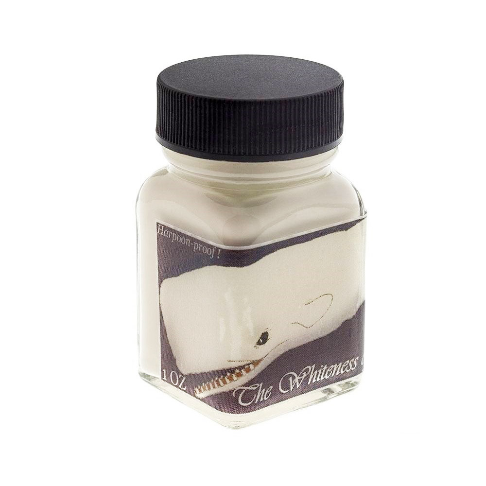 Noodler's Fountain Pen Ink White Whale