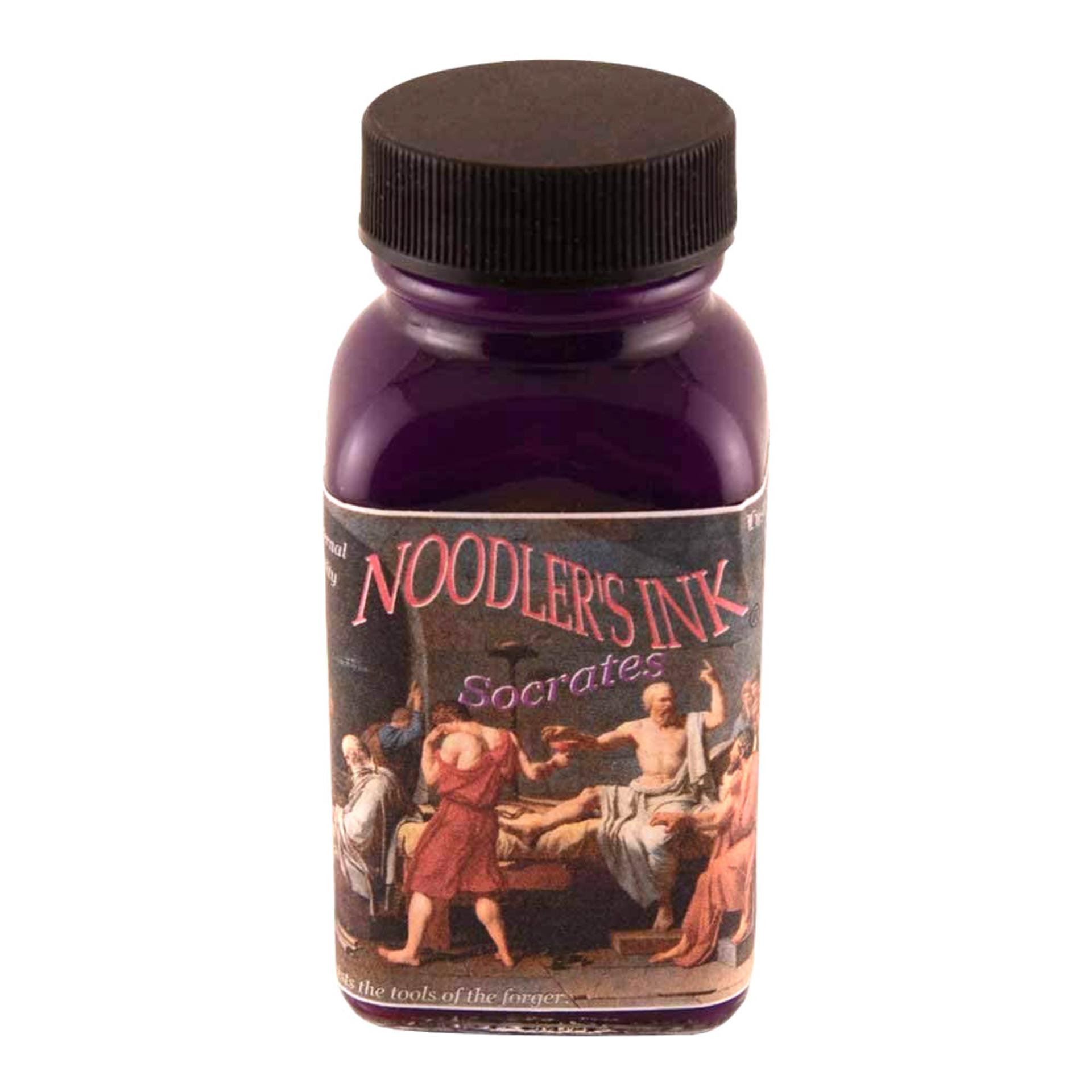 Noodler's 3oz Fountain Pen Ink Socrates