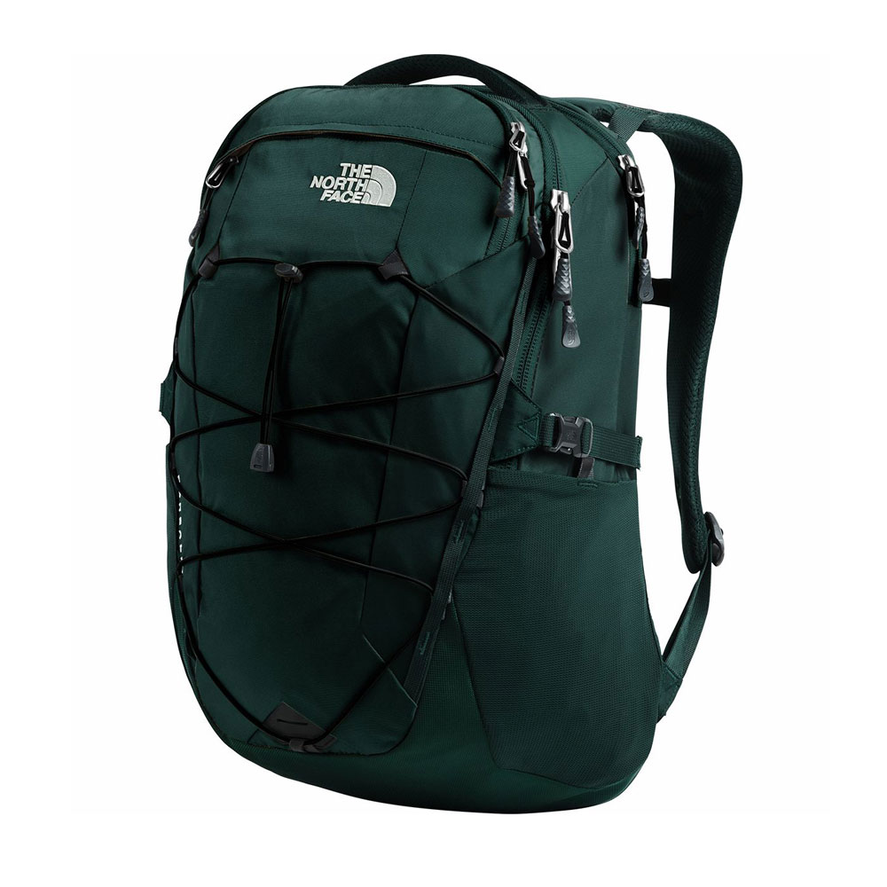 North Face Borealis Ponderosa Green/Black Backpack