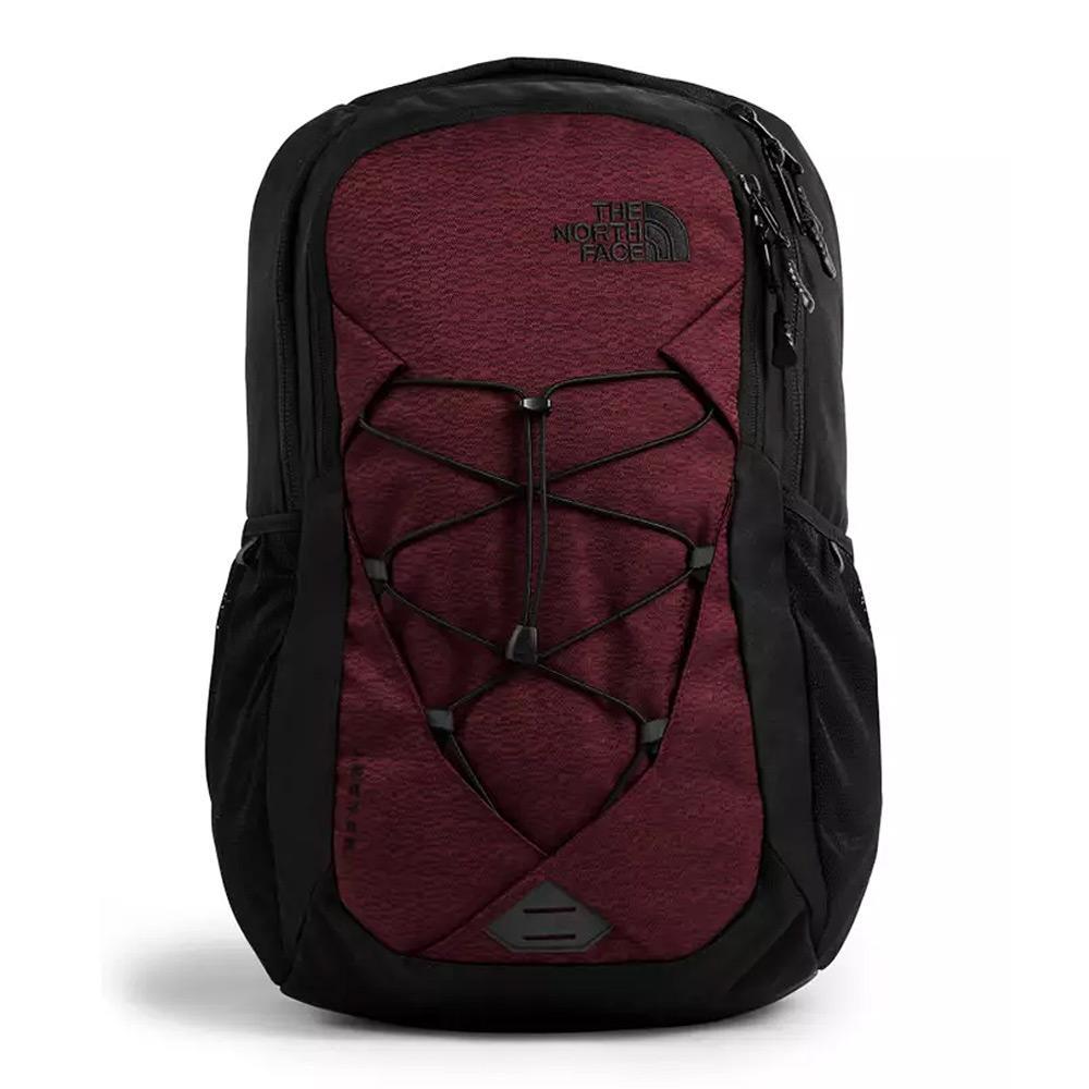 North Face Women's Jester Deep Garnet/Black Backpack
