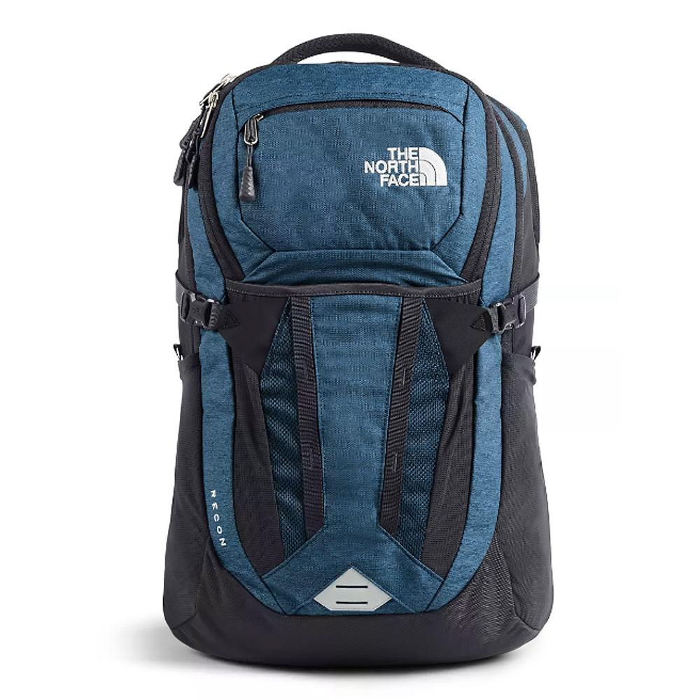 North Face Recon Shady Blue/Weathered Black Backpack