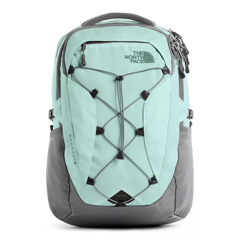 North Face Women's Borealis Windmill Blue/Mid Gray Backpack