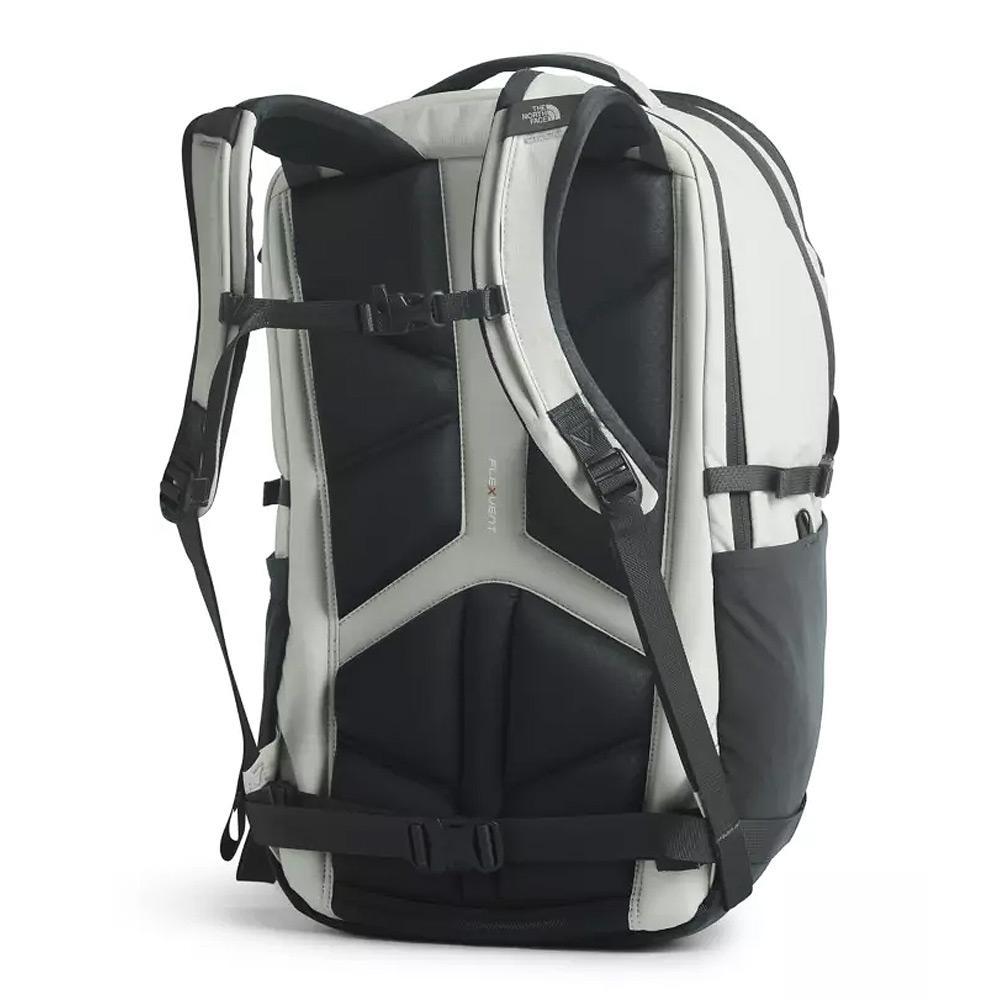 North Face Women's Surge Tin Grey/Asphalt Grey Backpack Back